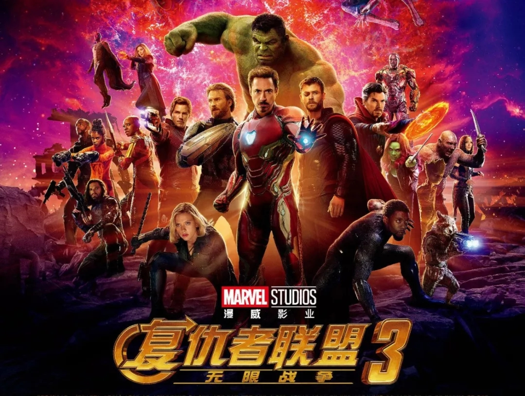 Avengers: Infinity War Rating: The Ultimate Proof of a 10-year Marvel Movie