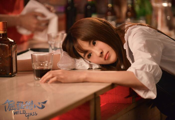 Stubborn sweetheart firing on the line today SNH48 create a new passionate idol