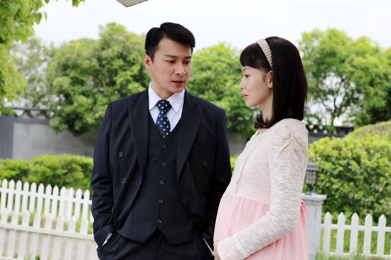 Bitter love drama' Stepmother's spring' hits Gang He's four hands Rain Lee Choi-wah