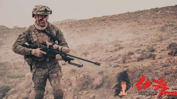 OPERATION RED SEA' word of mouth box office double harvest Huang Jingyu field diary expose self-growth