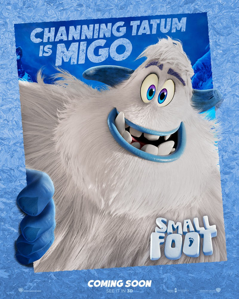Snow monster adventure' reveals that the ultimate trailer for north america shows lovable snow monsters encountering human foot monsters.