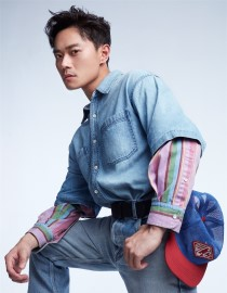 Neil cao new portrait fashion personality style fully open interpretation of trend tension