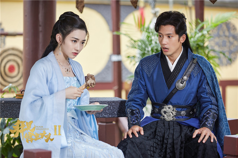 """kenny kwan 《 see the palace lord 2 》热播 变身超级""""奶爸"""""""
