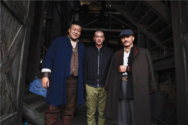 WenShen: The Western Exploration' pilot Vincent Zhao leads the martial arts People also ask