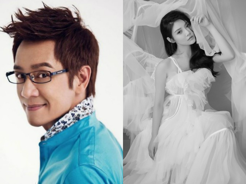 Net big brother a elder sister surfacing! benny chan (actor) raquel syncopated sets to look forward to