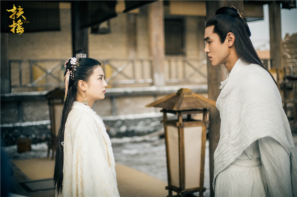 Mini Yang Juan, who has read through thousands of sails and has no change in his heart.