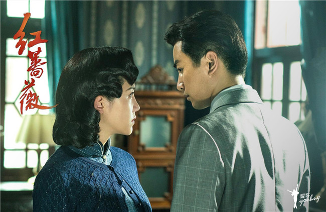 """Zheng Xiaolong to create a different kind of spy war """"red rose"""" into the end of television dark horse"""
