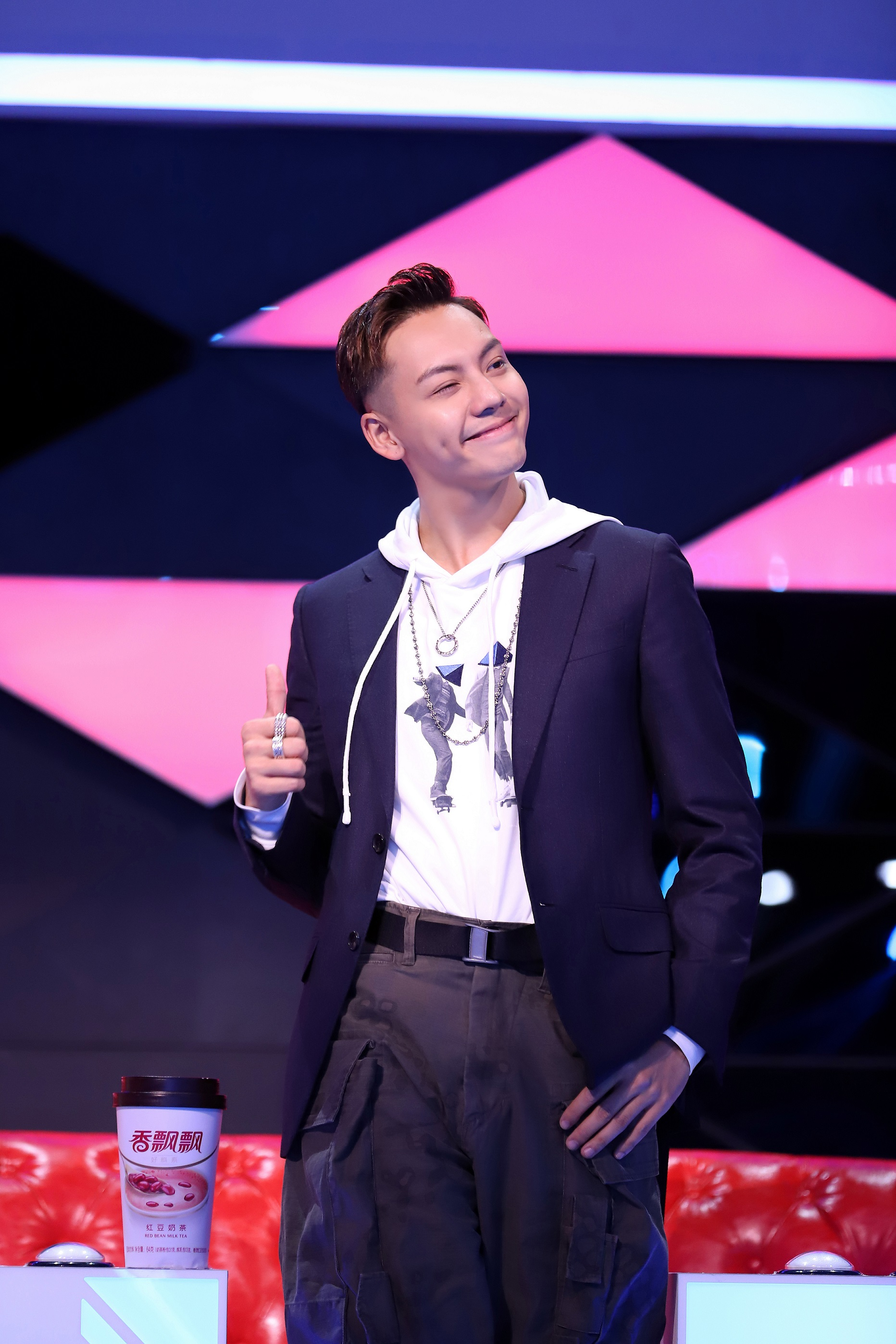 William chan' next station legend 'heartwarming response to contestant's elimination: no regrets about choosing you with the gold button