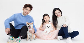 Jia nailiang screens li xiaolu for sweet xin qingsheng, now a family of three has become luxury