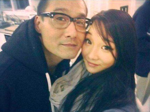 Tony Leung Ka-Fai's daughter kisses the shadow of God's open mind to bless her daughter to find true love