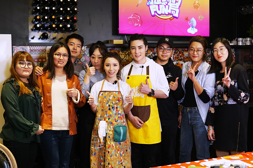 Yaly's FUN Bureau's first season ended perfectly. Huang Yali's guest's dream come true