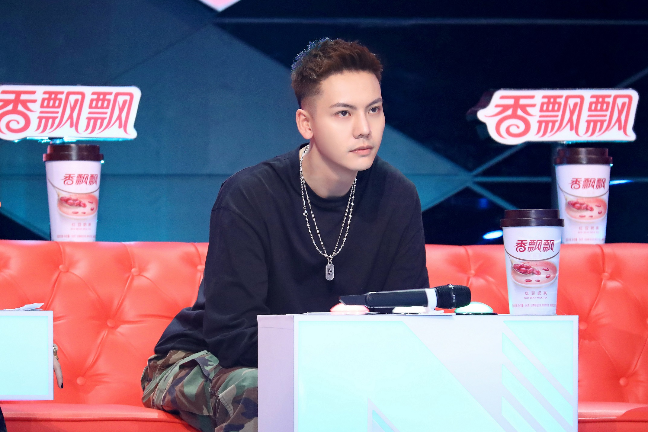 William chan' next station legend 'professional review fan happy hour