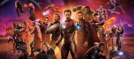 """""""Aviengers: Infinity War"""" evaluates a visual feast of the king"""