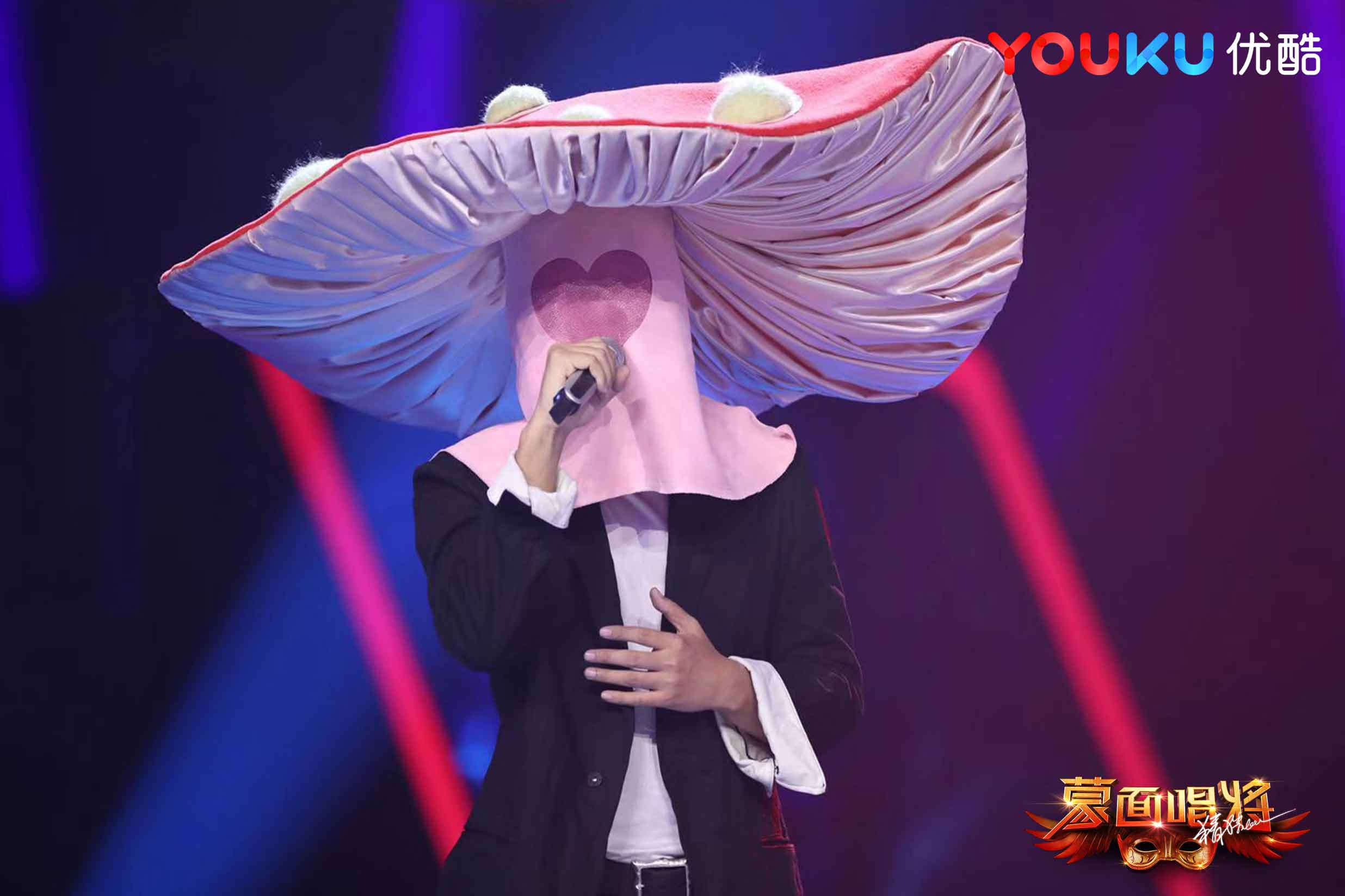 "Masked singer will guess' ""rock it together"" what about a joke from tony?"