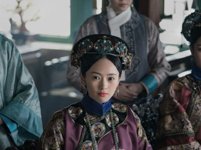 So you are tanya! the happiness of ruyi's royal love in the palace