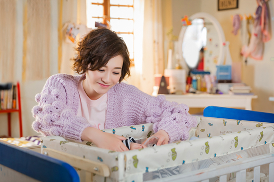Mr. nanny' ends with sugar dressing li xiaoran recreates the power of the screen
