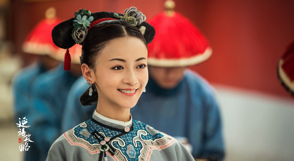 The story of yanxi palace, the two male gods of qianlong fu heng, will welcome the climax of the drama this week.