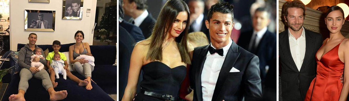 Cristiano Ronaldo is still unforgettable to Elena's old love after three years