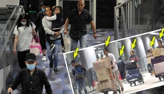 What happened to the Andy Lau family? A frame shows love [Photo]