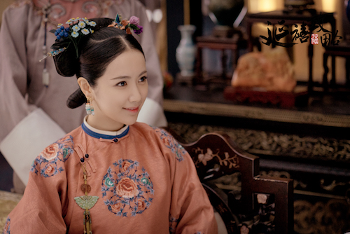 The story of yanxi palace' finale chunai li 'shufei' silly villain fans