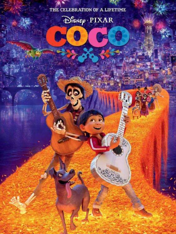 November 20, bring you the Oscar for the best animated feature film' Coco '!