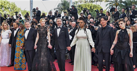 The Cannes Film Festival 2018 judges who have attracted?The Film Chinois D'honneur De Cannes is great attention.