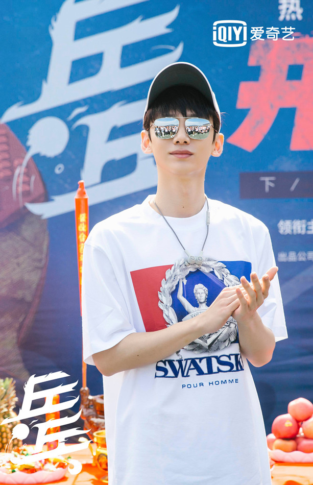 "Xu weizhou bai jingting, the star of the ""fountain in game"", the national table tennis drama, ignites the diversion in the mountains."