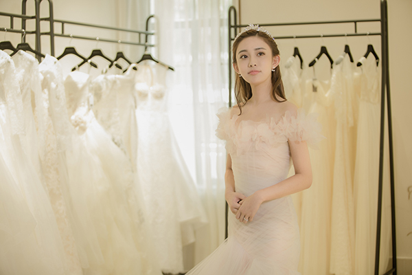 Zoey's' the cold one 'proposed to tianyu ma