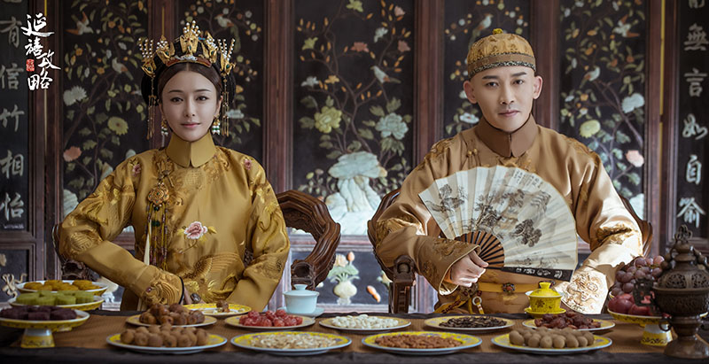 Story of Yanxi Palace' promotes the essence of traditional Chinese culture and creates the most textured qing Palace drama.