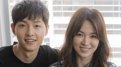 Song Joong-ki Song Hye-kyo wedding invitation internal text exposure: Finally wait for the right person!