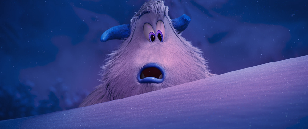 Snow monster adventure' reveals an emotional video clip online: funny and funny without losing depth!