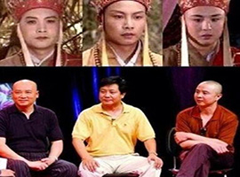 One drama for three tang seng actors. who is the best tang priest?