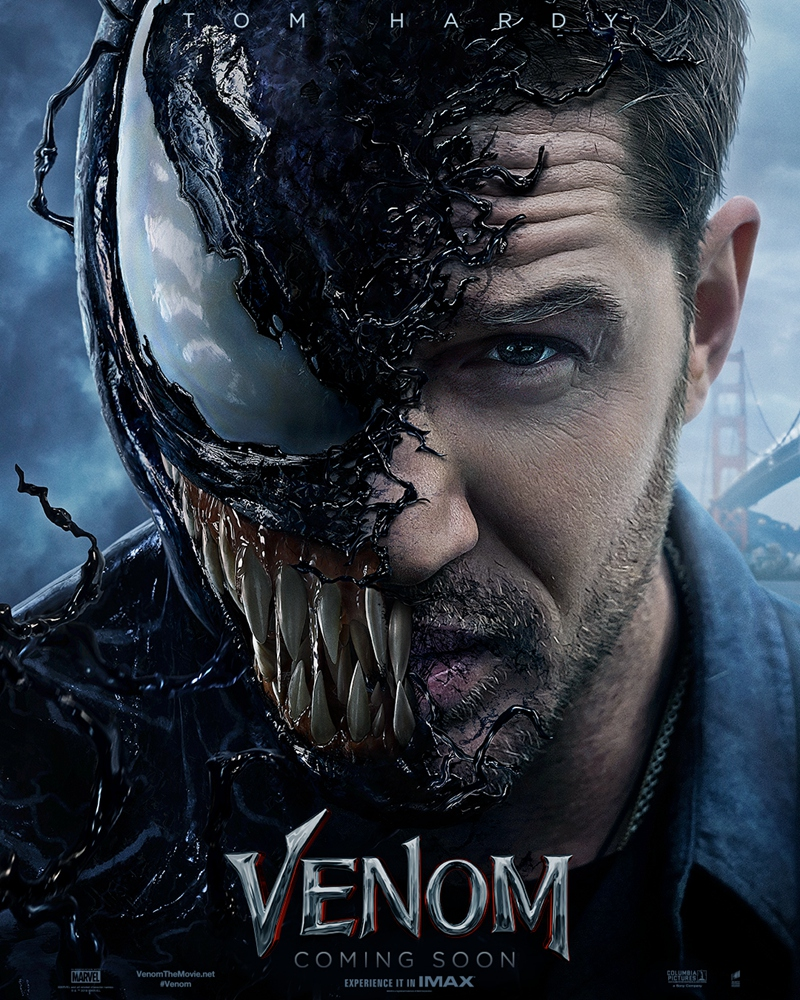 Venom: Deadly Guardian'' first preview officially preludes Marvel's first dark super hero to debut