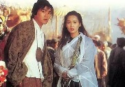 Athena Chu's fancier is a jesus hero, stepping on a colorful clouds to marry her but not Stephen Chow